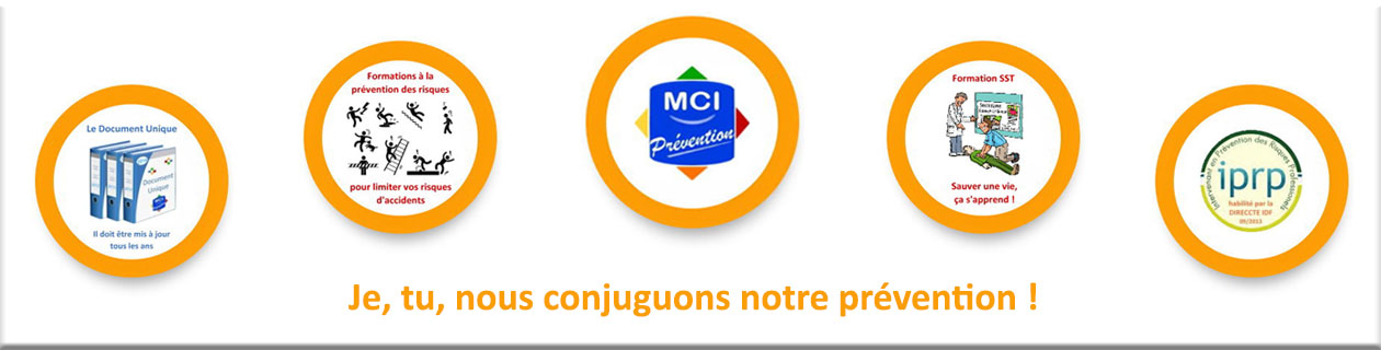 MCI Prévention : votre partenaire en prévention des risques